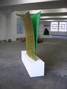 Elke Lennartz - Grünkeil, 2003